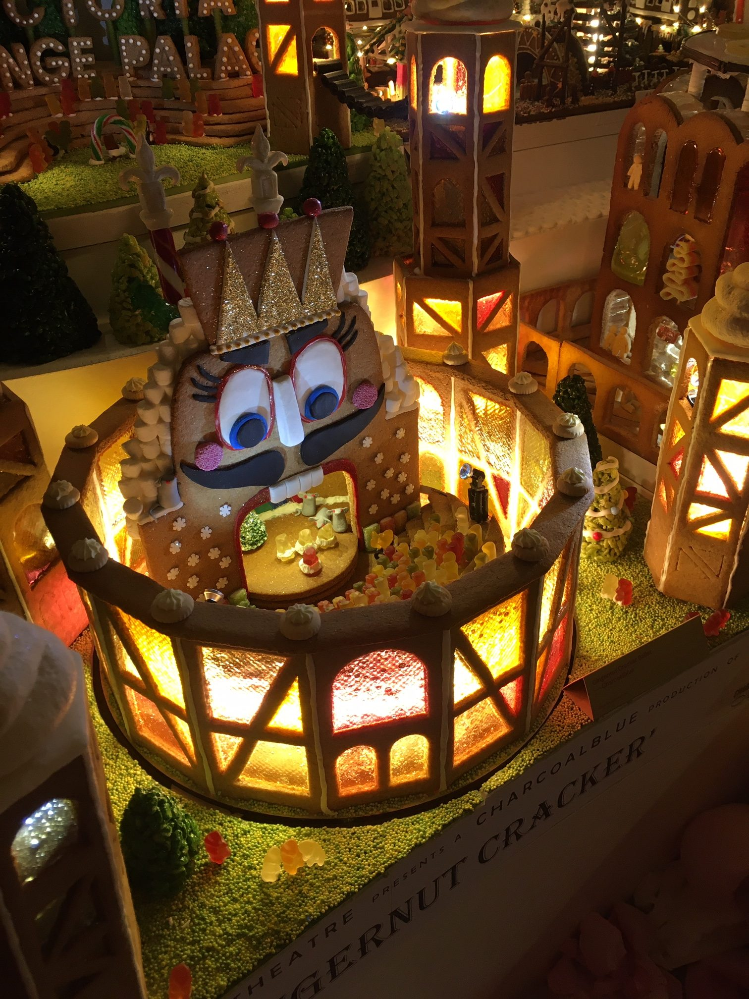 Gingerbread City - theatre